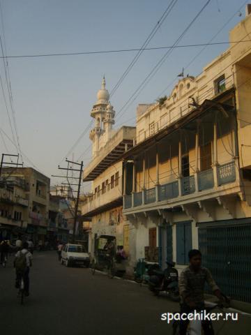 Варанаси, Индия, Асси, Гхат, рикша, рупия, путешествие