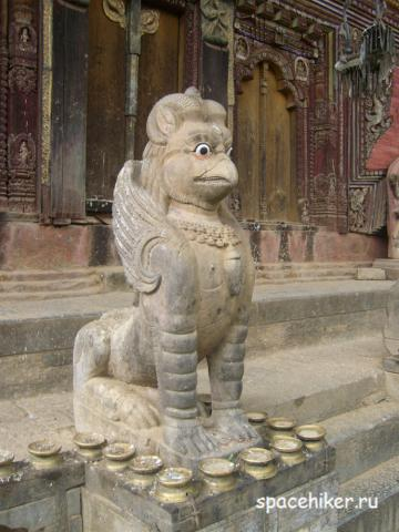 Непал, Катманду, Бактапут, Нагаркот, ступа, автостоп, путешествие